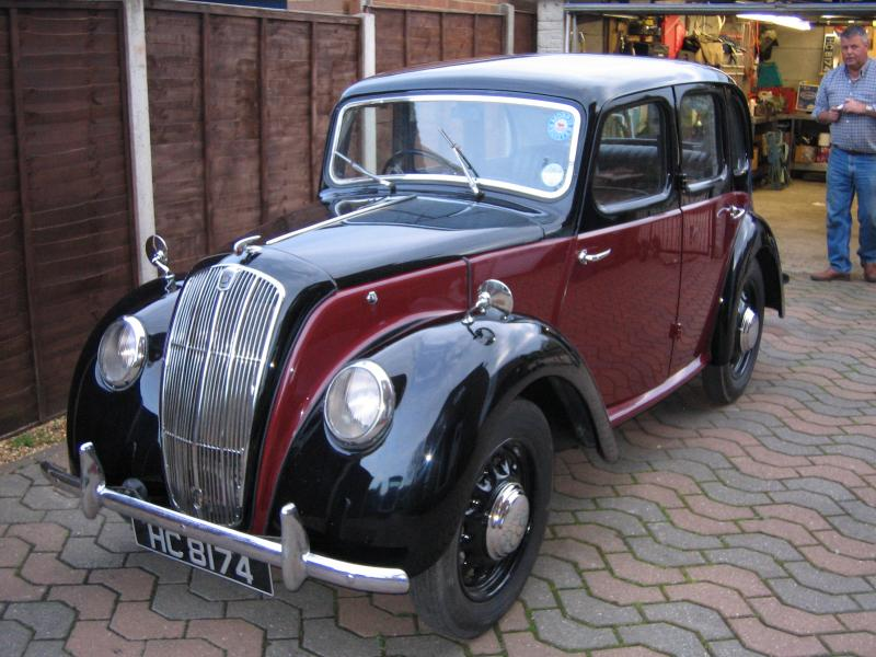 Morris Eight Series E (1948) - Ref: 1616 from classiccars.co.uk