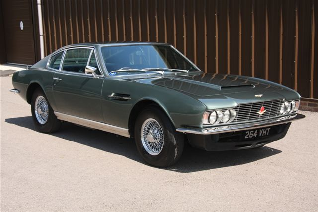 aston martin dbs (1971) - ref: 1114 from classiccars.co.uk