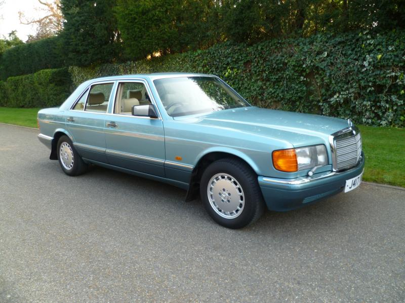 Mercedes-Benz S-Class (1991) - Ref: 12114 from classiccars.co.uk