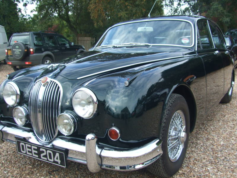 Jaguar Mk II (1960) - Ref: 12671 from classiccars.co.uk