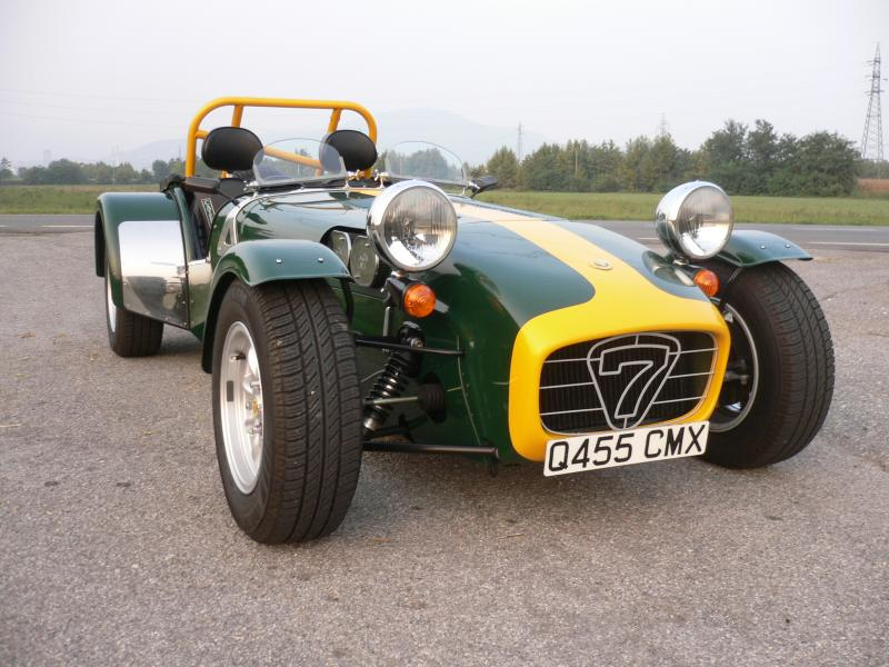 caterham super seven guide history and timeline from. Black Bedroom Furniture Sets. Home Design Ideas