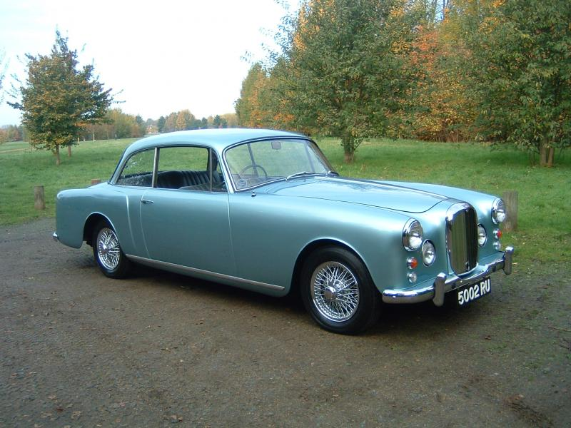 Alvis Td 21 Guide History And Timeline From Classiccars Co Uk