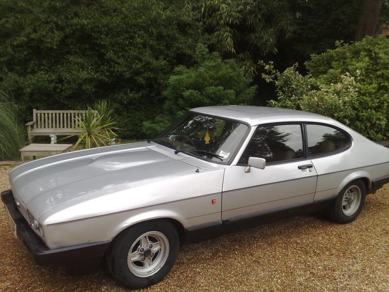 Ford Capri Iii Guide History And Timeline From