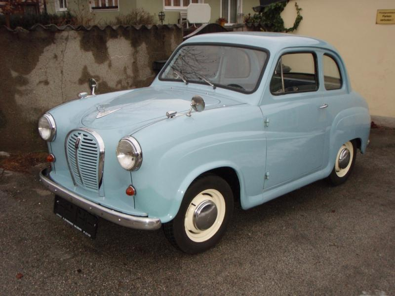 Austin A35 Saloon (1959) - Ref: 898 from classiccars.co.uk