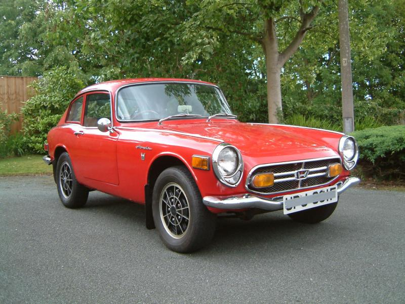 honda s800 guide history and timeline from. Black Bedroom Furniture Sets. Home Design Ideas