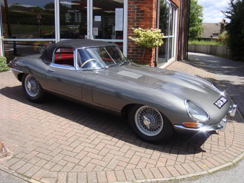 Jaguar E-type (1961) - Ref: 11204 from classiccars.co.uk