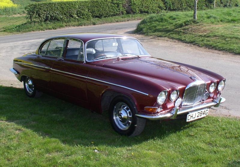 Jaguar 420g for sale