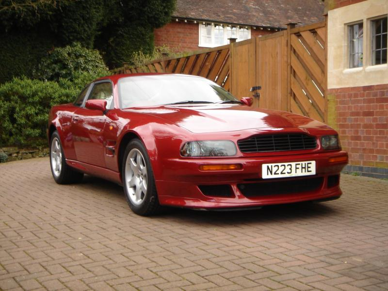 Aston Martin Vantage 1996 Ref 795 From Classiccars