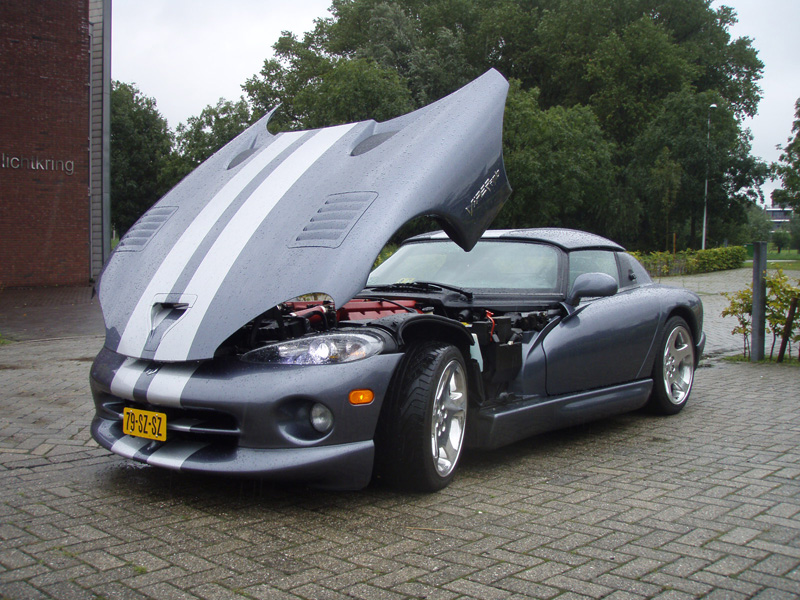 Dodge Viper Guide, History and Timeline from ClassicCars.co.uk