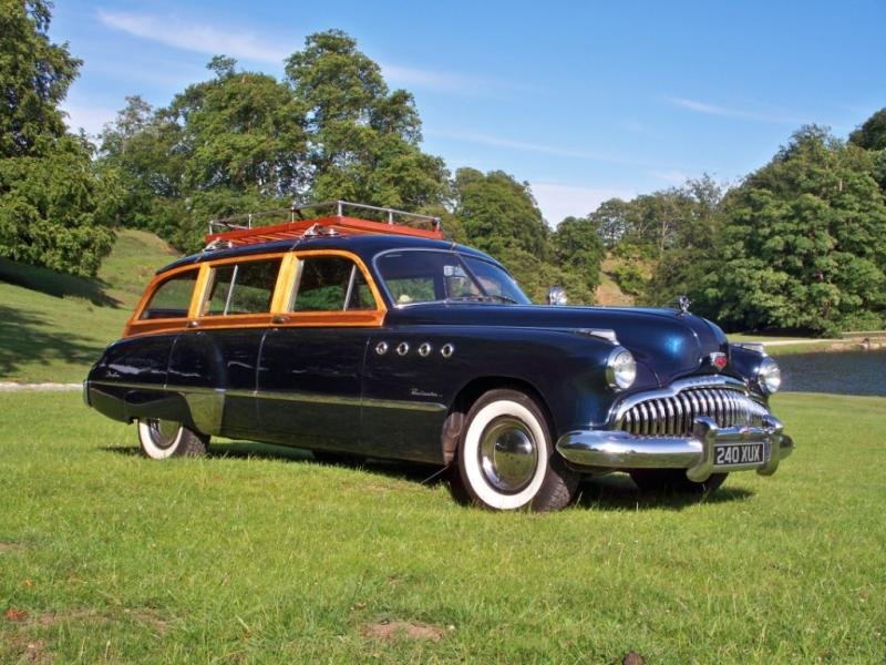 Buick Roadmaster (1949) - Ref: 11932 from classiccars.co.uk