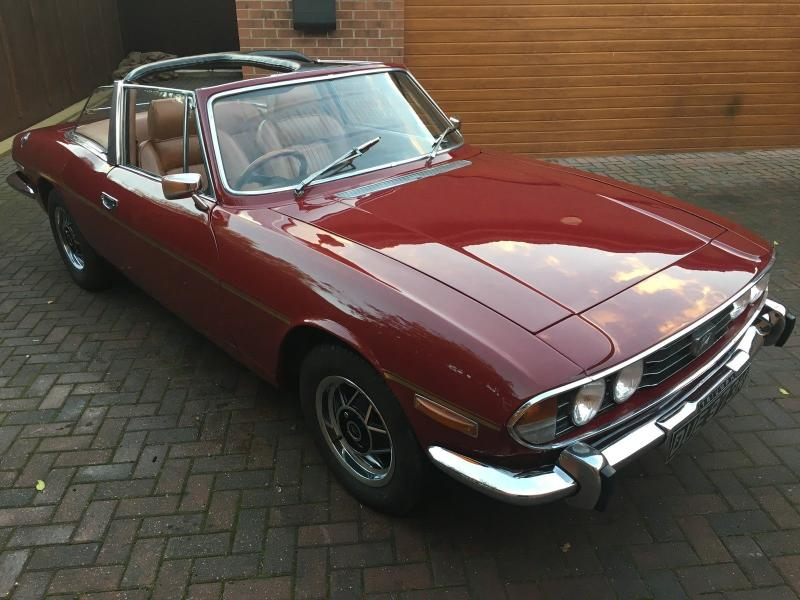 Triumph Stag Guide, History and Timeline from ClassicCars.co.uk