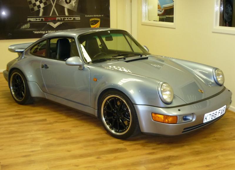 Porsche 911 Car Guide