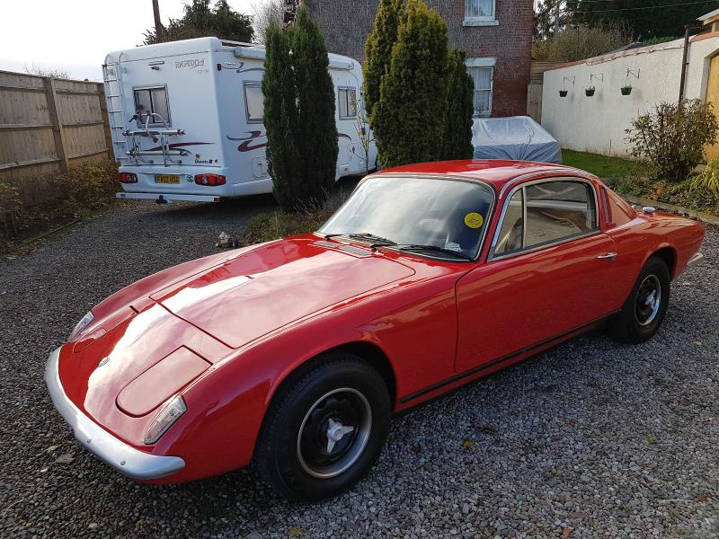 Lotus Elan (1968) - Ref: 13476 from classiccars.co.uk
